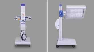 紫外線療法器「デルマレイ」